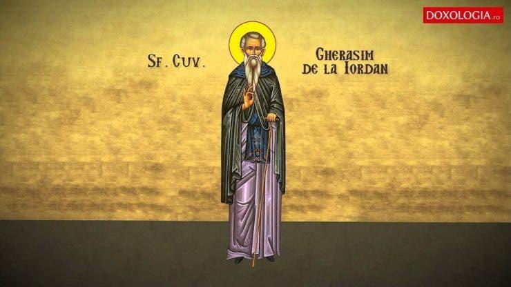 Calendar ortodox 4 martie 2021