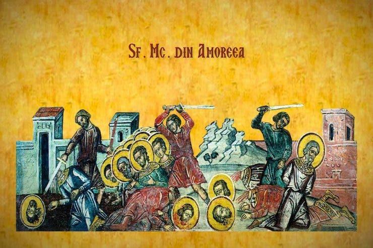 Calendar ortodox 6 martie 2021