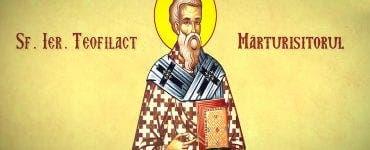 Calendar ortodox 8 martie 2021