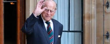 Care este codul care va anunța moartea Prințului Philip