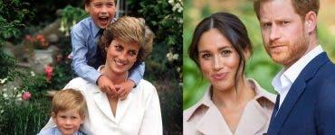 Câți bani i-a lăsat, de fapt, Prințesa Diana fiului său.