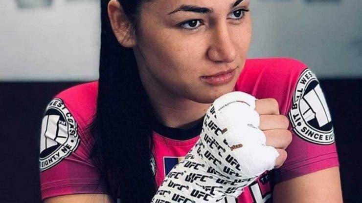 Ce onorariu primește Diana Belbiță pentru o luptă în UFC