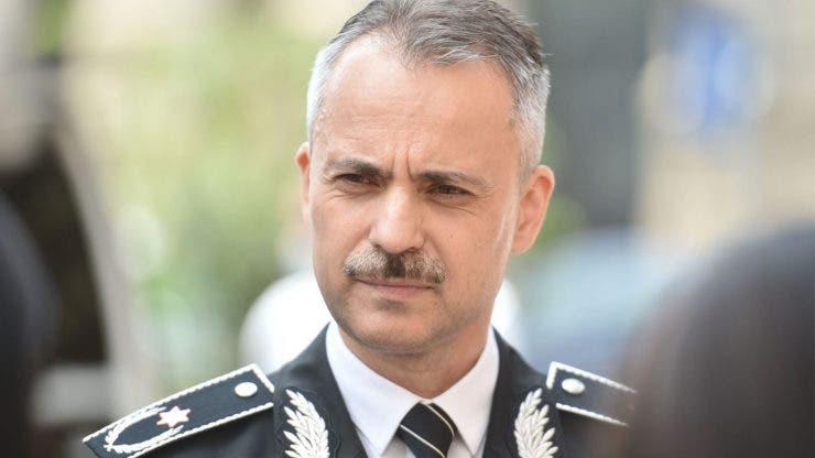 Cine este șeful Poliției Române