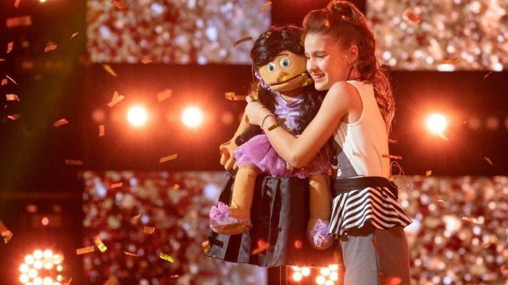Cine sunt Ana și Lizzie, _fetele_ care au primit Golden Buzz la _Românii au talent_