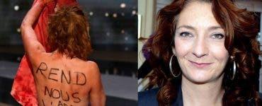 Corinne Masiero a protestat la gala premiilor César