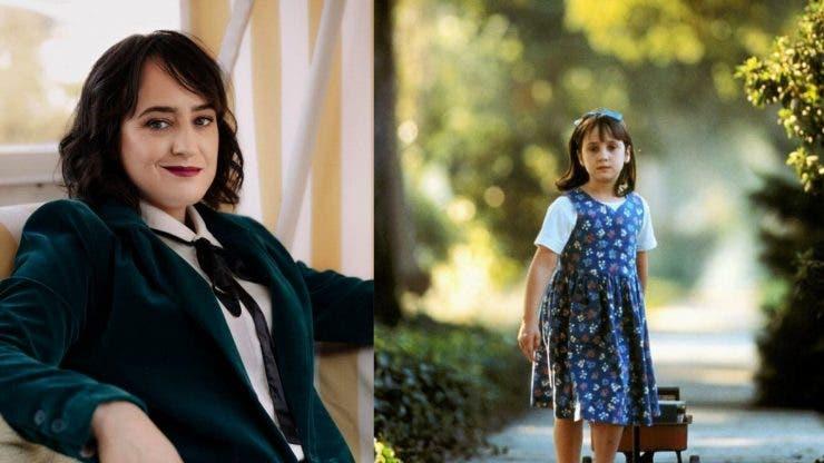 """Cum arată acum actrița din filmul """"Matilda""""_"""