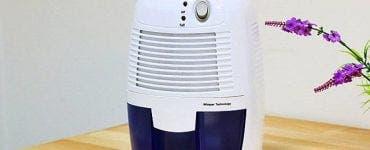 Cum se folosesc corect dezumidificatoarele și purificatoarele de aer