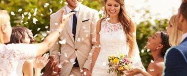 Doi tineri au fost căsătoriți doar 15 minute