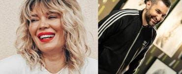 Gina Pistol și Smiley au dezvăluit numele micuței.