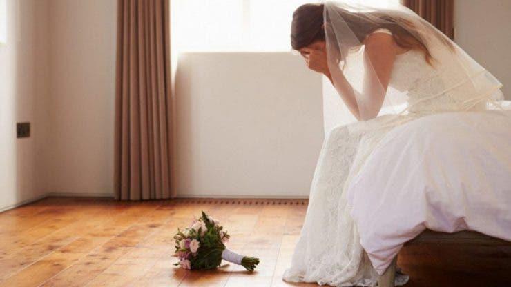 Înainte de nuntă, mirele a aflat că este înșelat