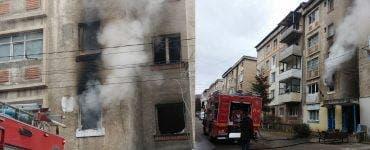 Incendiu de proporții în Uricani. (1)