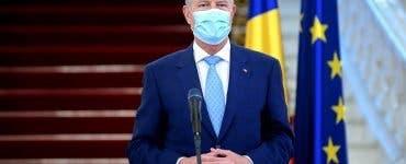 Klaus Iohannis, mesaj surprinzător de 8 martie.