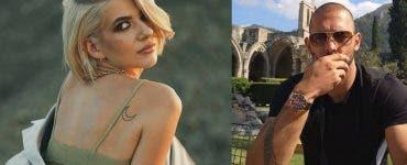 Lidia Buble și Cobra Tate au fost surprinși la un restaurant din Capitală