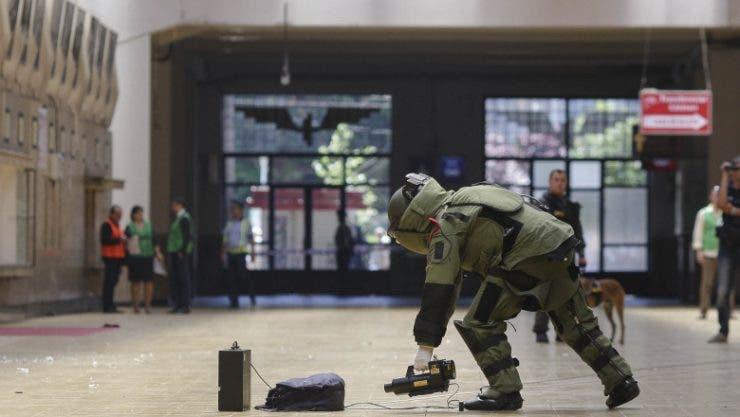 Amenințare cu bombă la Școala Americană! Pirotehniștii SRI fac cercetări
