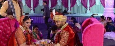 Magnatul indian care casatorește sute de femei