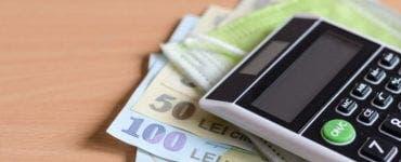 Pensia medie lunară a crescut în România.