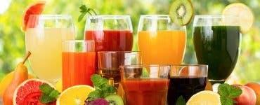 Greșeala imensă pe care o facem toți când bem suc de fructe fresh