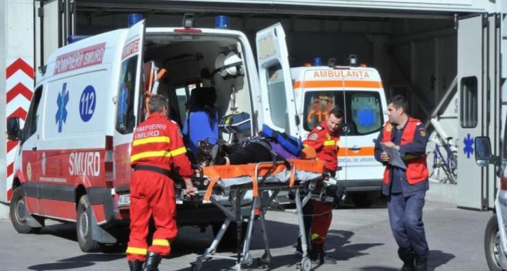 Polițistul care a coordonat acțiunea de la Onești a fost dus de urgență la spital