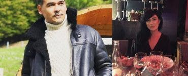 Răzvan Simion s-a mutat împreună cu noua sa iubită.