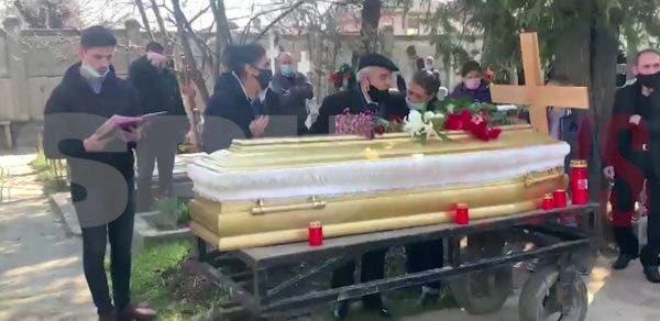 Înmormântare Catanga