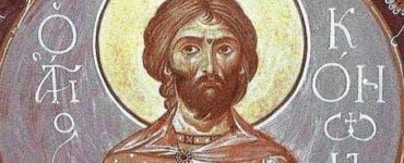 Sfântului Mucenic Conon din Isauria