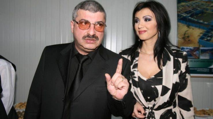Un nou scandal între Silviu Prigoană și Adriana Bahmuțeanu.