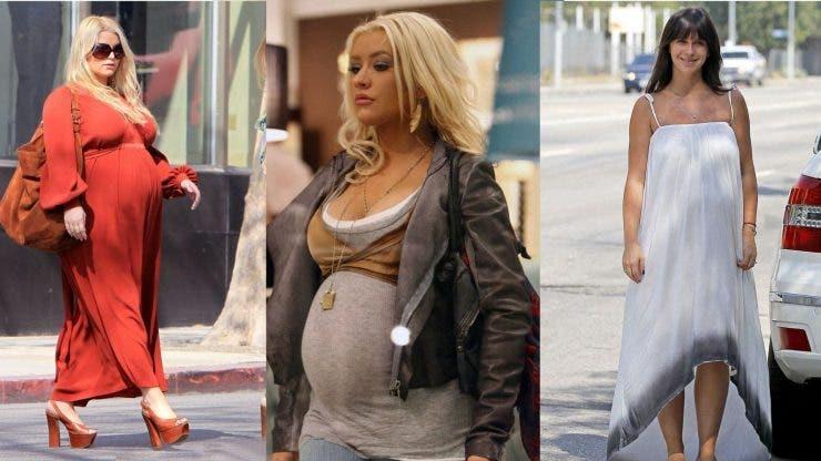 Vedete de la Hollywood care s-au transformat după ce au devenit mame