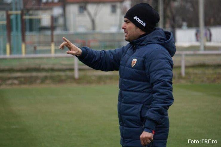 naționala de tineret, România U21, Adrian Mutu, Euro 2021