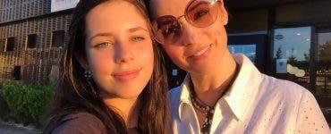 """Andreea Marin, primele declarații despre după ce fiica ei a avut COVID-19: """"Ea are o mică garsonieră a ei, e izolată de restul casei"""""""
