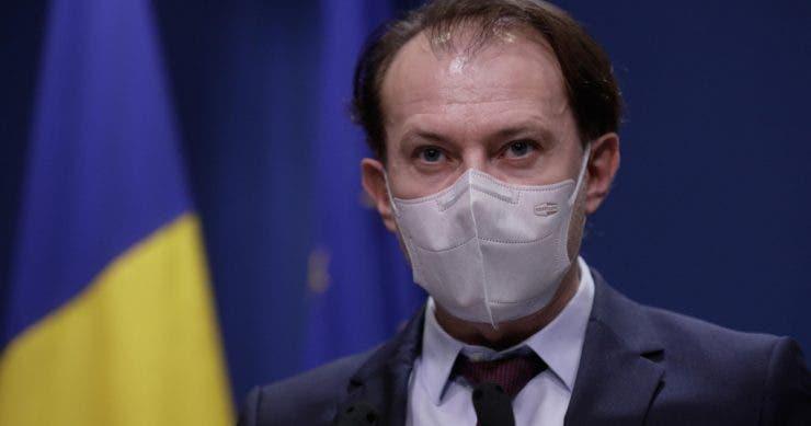 """Anunțul făcut de Florin Cîțu: """"Vrem să evităm carantina"""""""