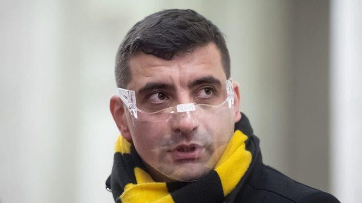 """George Simion îi cere demisia lui Florin Cîţu! """"Sfidează o parte importantă din societate"""""""
