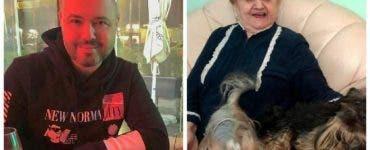 Cum arată mama lui Mihai Mitoșeru după operație! Camelia Mitoșeru a fost surprinsă la plimbare