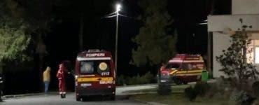 Incendiu la Spitalul de Psihiatrie din Craiova! Cadrele medicale au sărit pe geam