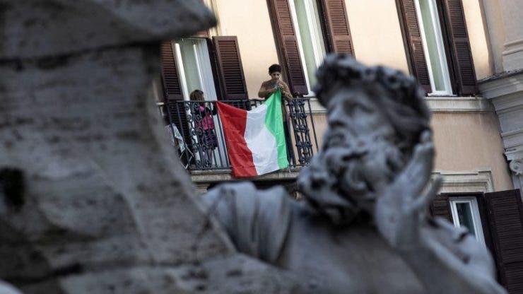 Italia, în lockdown până în luna mai! Număr record de noi infectări cu coronavirus într-o singură zi
