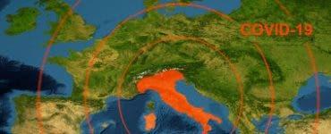 Guvernul din Roma a făcut anunțul! Italia va fi în zona roșie de Paște