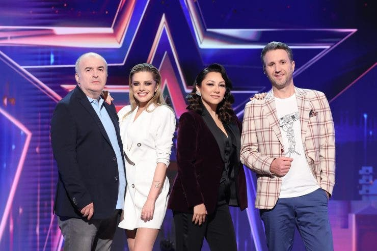 Câți bani primește Alexandra Dinu pentru emisiunea Românii au talent? Fosta soție a lui Adrian Mutu ia cei mai mulți bani dintre jurați