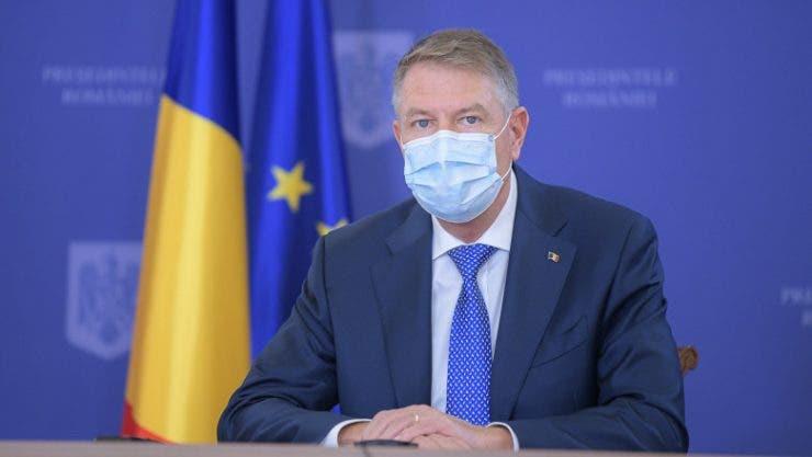 """Ce spune Klaus Iohannis despre carantina în București! """"Nu cred că este o soluție"""""""