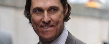 Unul dintre cei mai atrăgători actori de la Hollywood, de nerecunoscut! Matthew McConaughey s-a schimbat radical