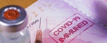 Pașaportul COVID-19, valabil doar pentru cetățenii imunizați cu anumite vaccinuri! Ce spun experții