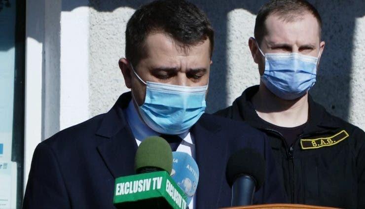 Șefii din poliție fac declarații despre tragedia din Onești! Ce au spus aceștia despre criminal