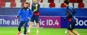 EURO U21, naționala României, Adrian Mutu, Olanda