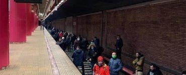Metrorex taie salariile angajațiilor care au participat la protest! Ce spune Florin Cîțu