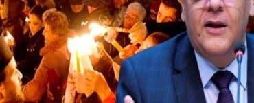 Anunț pentru toți românii! Ce spune Raed Arafat despre slujba de Înviere