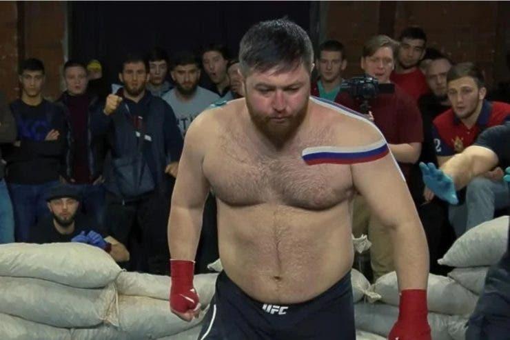 luptător MMA mort, Alan Khadziev, Alan Khadziev înjunghiat