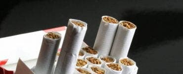Se scumpesc țigările de la 1 aprilie! 80% din preţ se duce la bugetul de stat