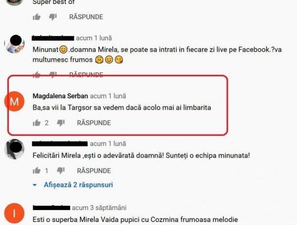 Mirelei Vaida a primit mesaje de amenințare de la Magdalena Șerban! Ce legătură există între criminala de la metrou și atacatoarea din studio