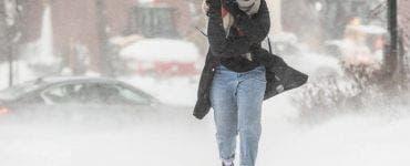 Prognoză meteo 9 martie 2021. Vremea rece se întoarce iar ninsorile lovesc din nou