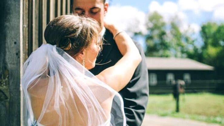A divorțat la scurt timp după nuntă