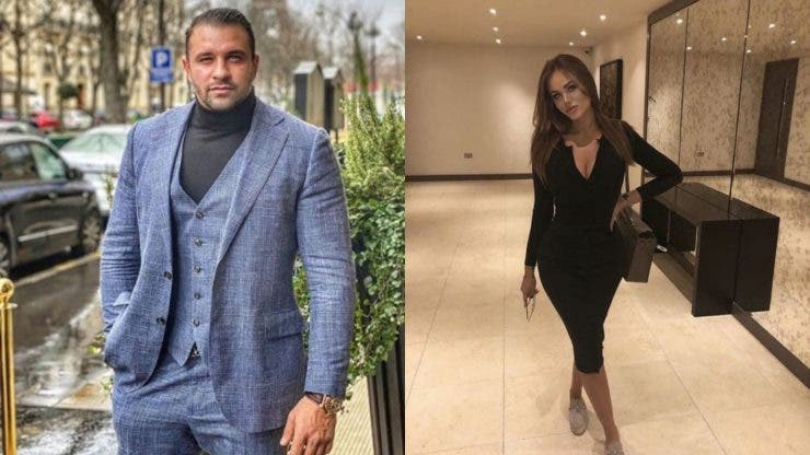 Alex Bodi și Daria Radionova, scandal în direct