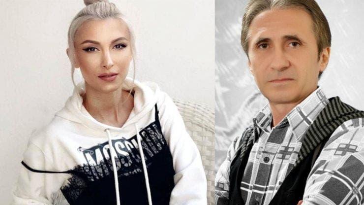 Andreea Bălan, scandal cu tatăl său